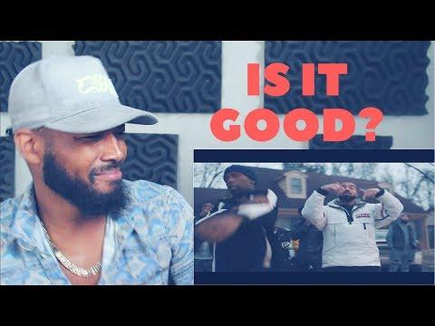 BlocBoy JB & Drake Look Alive Reaction