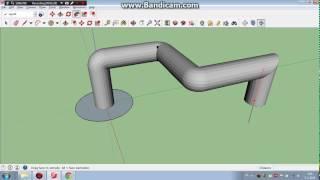Video Cara mudah desain 3D membuat PVC pipa dengan Skecthup download MP3, 3GP, MP4, WEBM, AVI, FLV Desember 2017