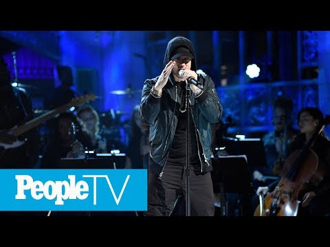 Eminem Apologizes For Using Homophobic Slur In New Song, Says He Went 'Too Far' | PeopleTV