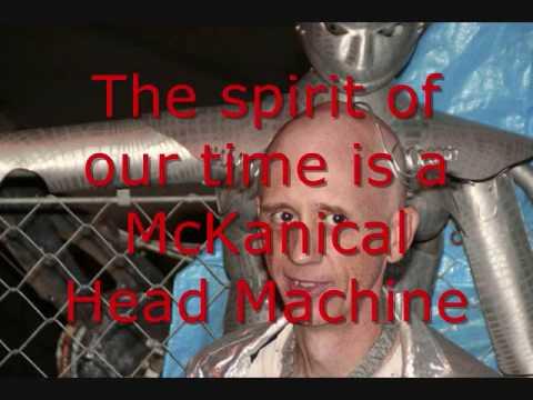 Mechanical Spirit of time consciousness