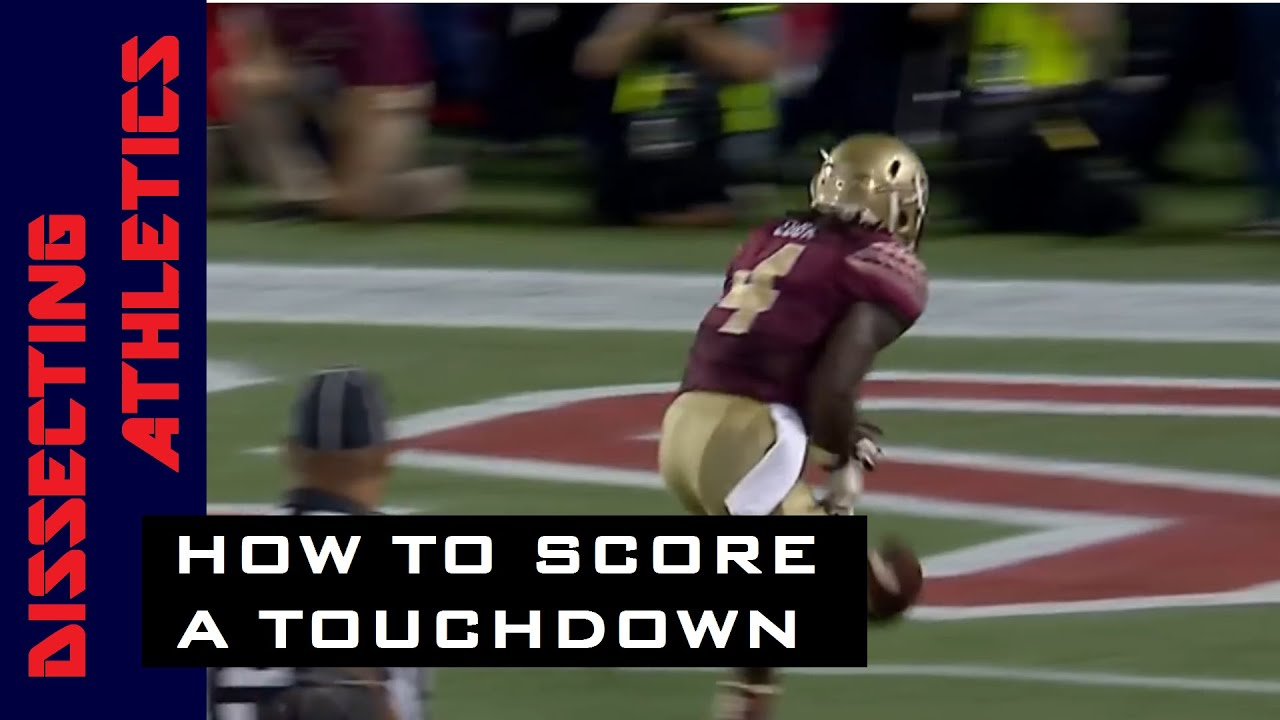 how to score a touchdown There was a defensive touchdown, too, though that third touchdown came with zero seconds on the clock, after ucla quarterback josh rosen fumbled on the final play of the game while being sacked and solomon thomas returned it the score was 16-13 at the time, and stanford was -35.