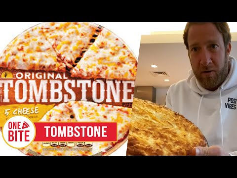 Barstool Pizza Review - TombStone Frozen Pizza