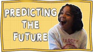 Predicting The Future   Help! My Supply Teacher is Magic   Nugget