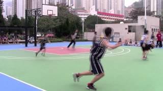 2011-2012男子籃球學界丙組vs真道書院