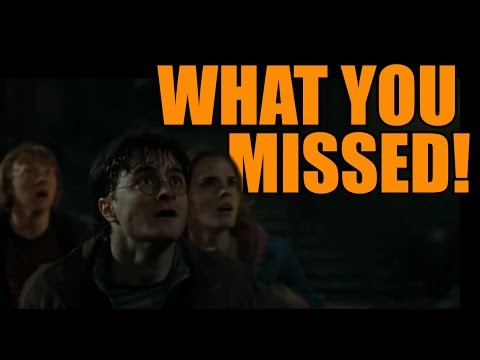 What you Missed in the Battle Hogwarts - Harry Potter Deathly Hallows Part 2 - Video Essay