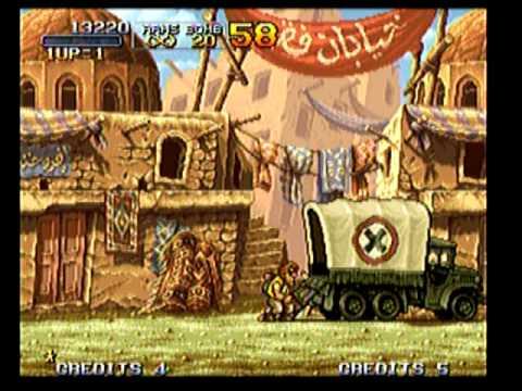 Metal Slug 2 (Neo4All) Dreamcast