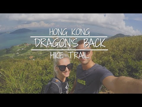 WORLD'S BEST URBAN HIKE : Hong Kong Dragon's Back | 香港 龍脊 | 遠足