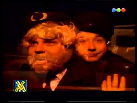 Anti Tetanic, Saltando Del Barco – Videomatch 98