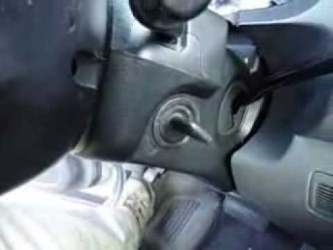 Atlanta Ga 2003 Honda Pilot Ignition Lock Problem