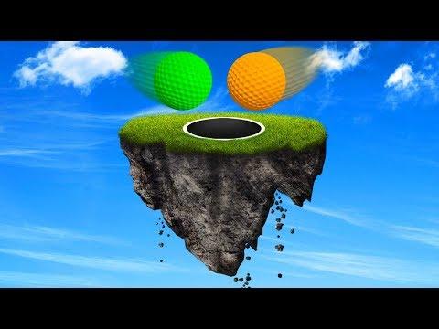 INSANE HOLE IN ONE BATTLE! (Golf It)