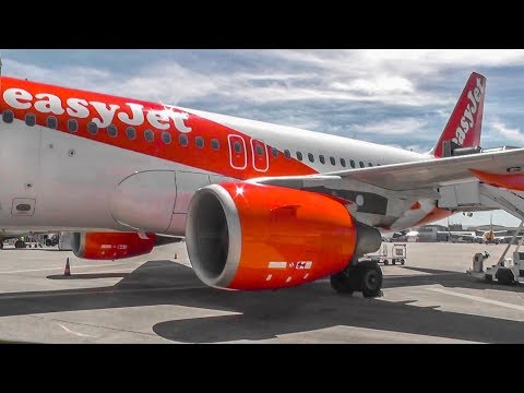 TRIPREPORT •  easyJet A319 from Basel (BSL) to Venice (VCE) | Economy