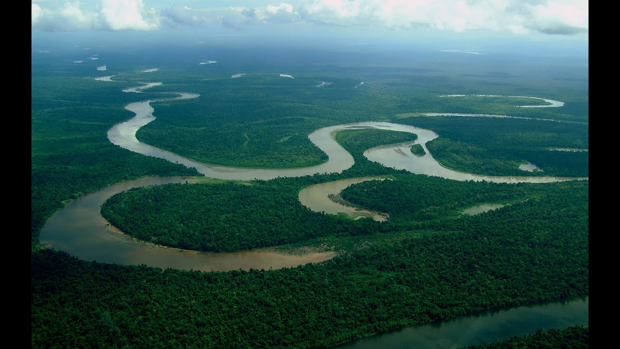 Top Most Important Rivers In The World YouTube - Types of rivers in the world