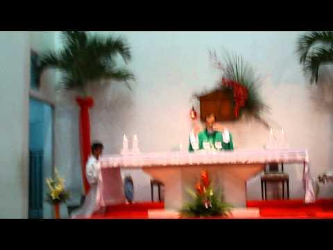 Cha Long đọc thư của những Chứng Nhân Lòng Thương Xót của Chúa tối 16.7.2011