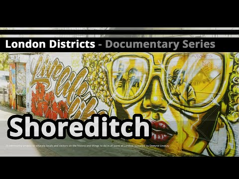 London Districts: Shoreditch