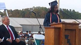 Miracle Potter (Salutatorian Speech) Wakulla High School  Class of 2018