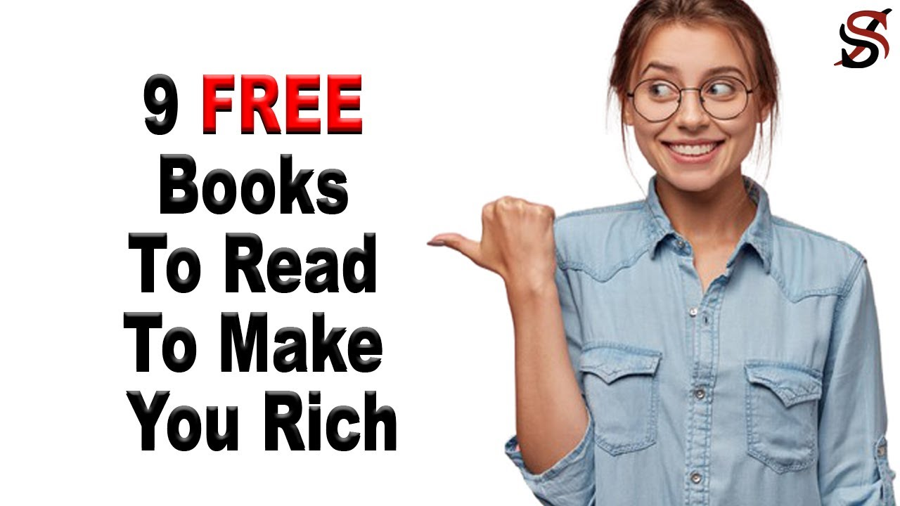9 Free Books To Read During This Lockdown To Make You Rich Later.
