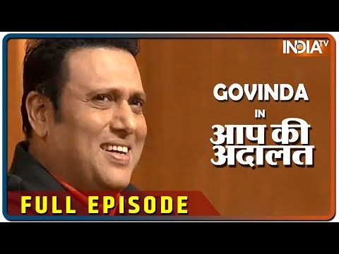 Dance Plus 3: Govinda gets a grand Hero No 1 welcome from