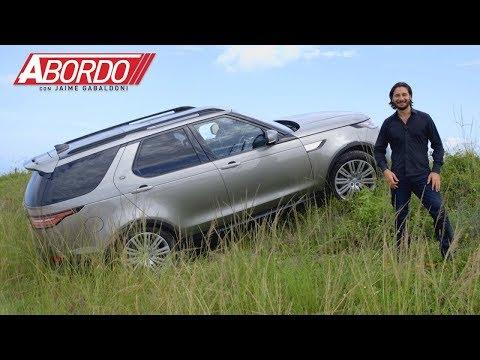 Land Rover Discovery 2019   A Bordo prueba completa