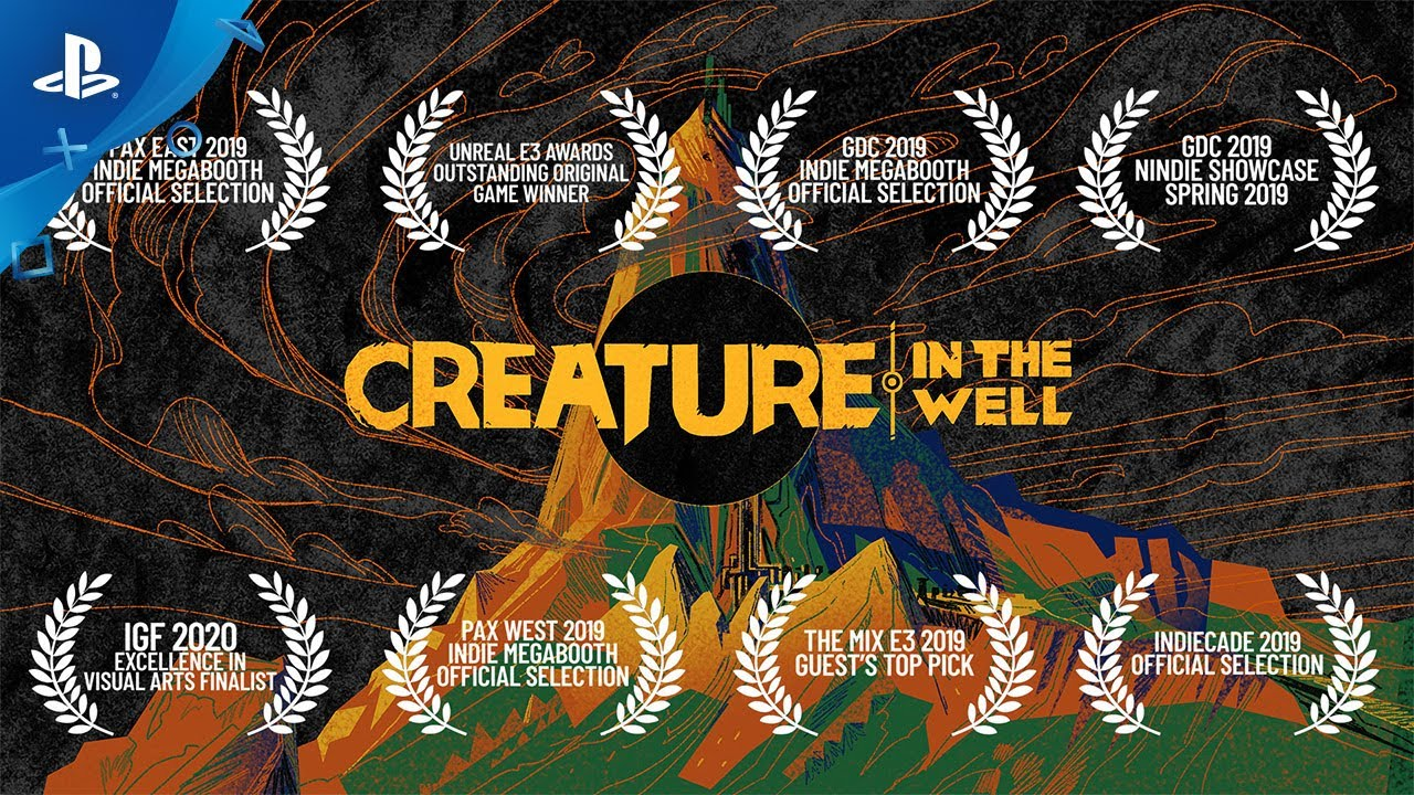 Creature in the Well - Bande-annonce de lancement