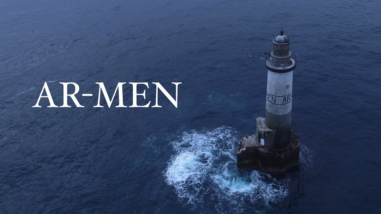 Ar Men Le Phare D Ar Men 4k