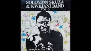 solomon skuza & kwejani band, vol.3 ---  bayisano no5
