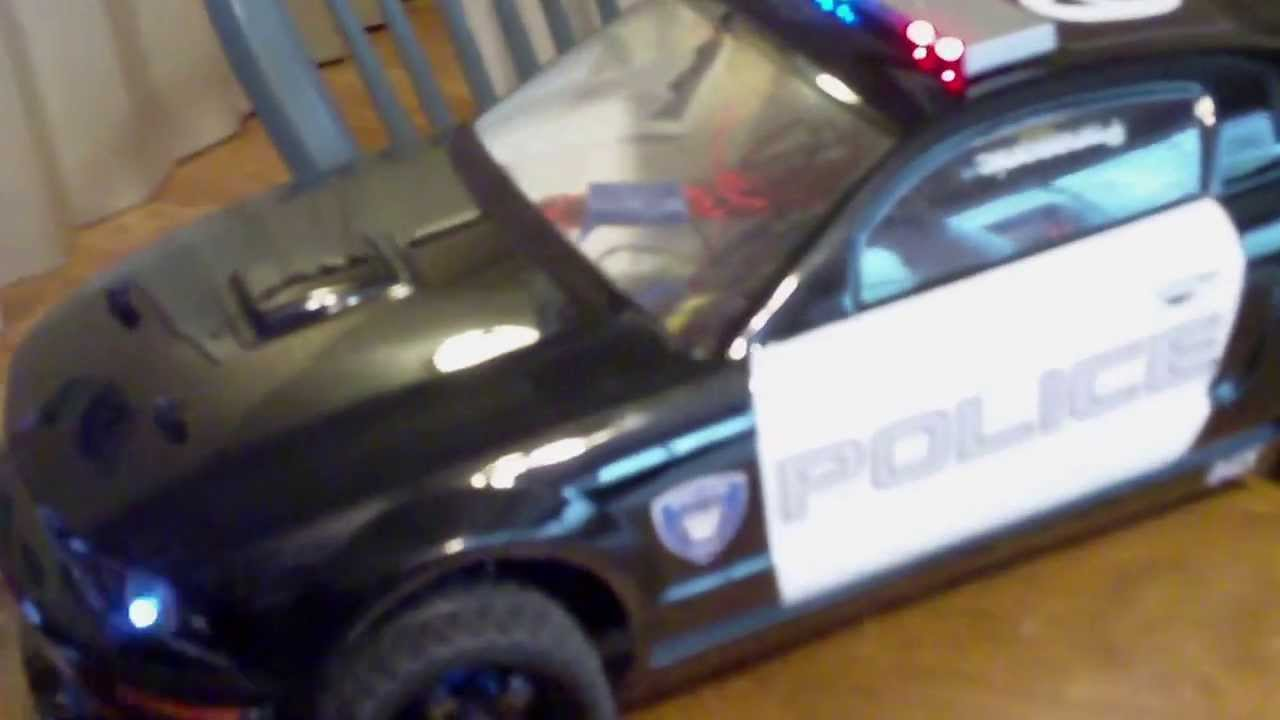 Shelby Mustang Transformers Decepticon Electric 1 10 On