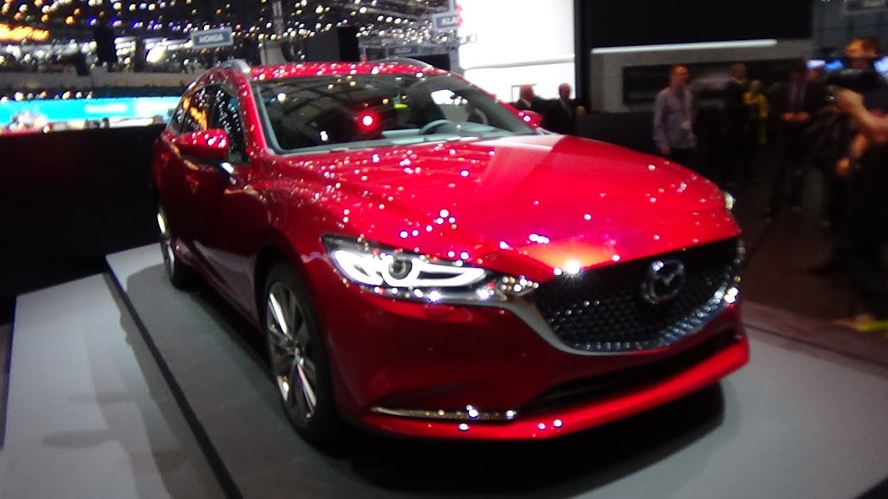 2019 mazda 6 exterior and interior geneva motor show 2018 youtube. Black Bedroom Furniture Sets. Home Design Ideas