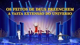 """Melhor música cristã 2018 """"Os feitos de Deus preenchem a vasta extensão do universo"""""""