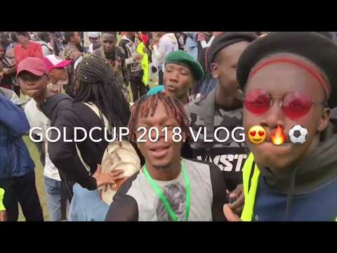 GOLD CUP 2018 HOSTED BY SHAQTHEYUNGIN