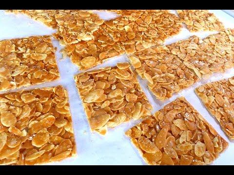 Crunchy caramel cookie recipe