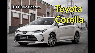 Toyota Corolla: 10 curiosidades do carro mais vendido da história | Carros do Passado | Best Cars