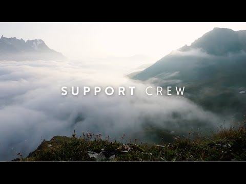 Columbia presents UTMB® Stories - SUPPORT CREW