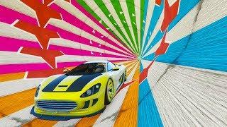 EL TUNEL DEL TIEMPO!! - CARRERA GTA V ONLINE - GTA 5 ONLINE