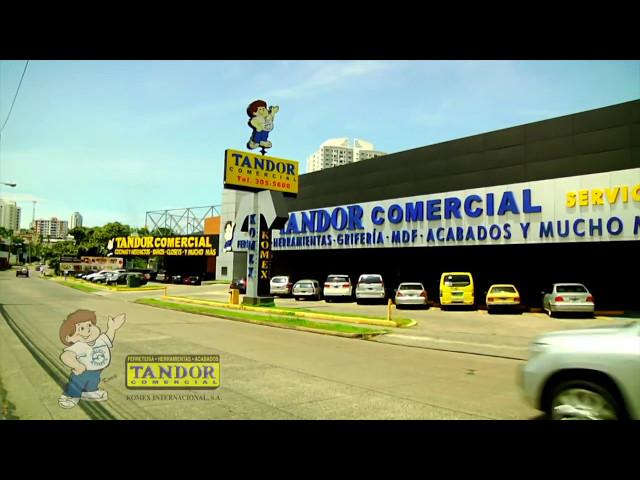 Tandor institucional video Español