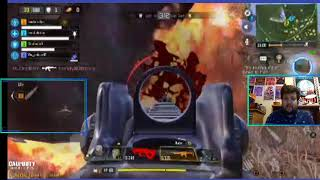 Highlight: Call of Duty Mobile | Playing with Smirk Studios! Fighting the Hellhound