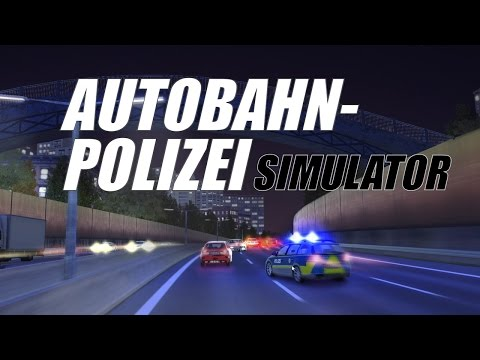 Autobahn Police Simulator Gameplay
