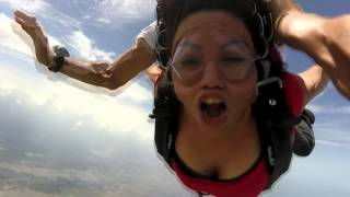 Skydive Amelia Mash Up
