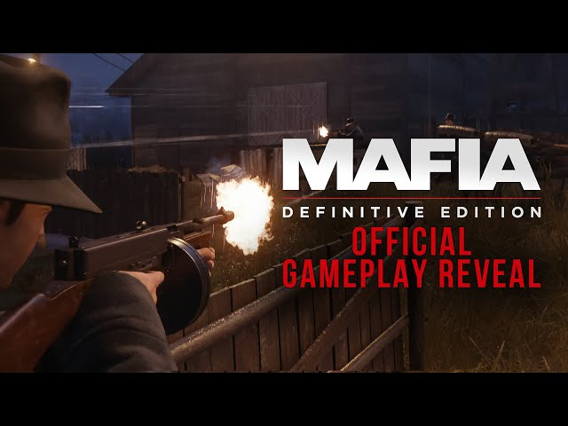 Mafia: Definitive Edition (2020) (видео)