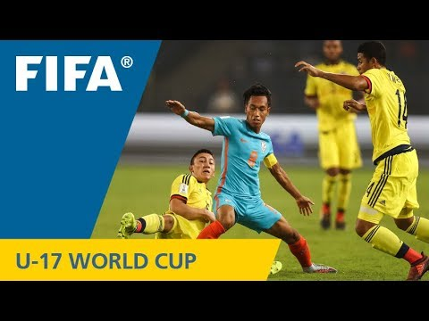 Match 14: India v Colombia – FIFA U17 World Cup India 2017