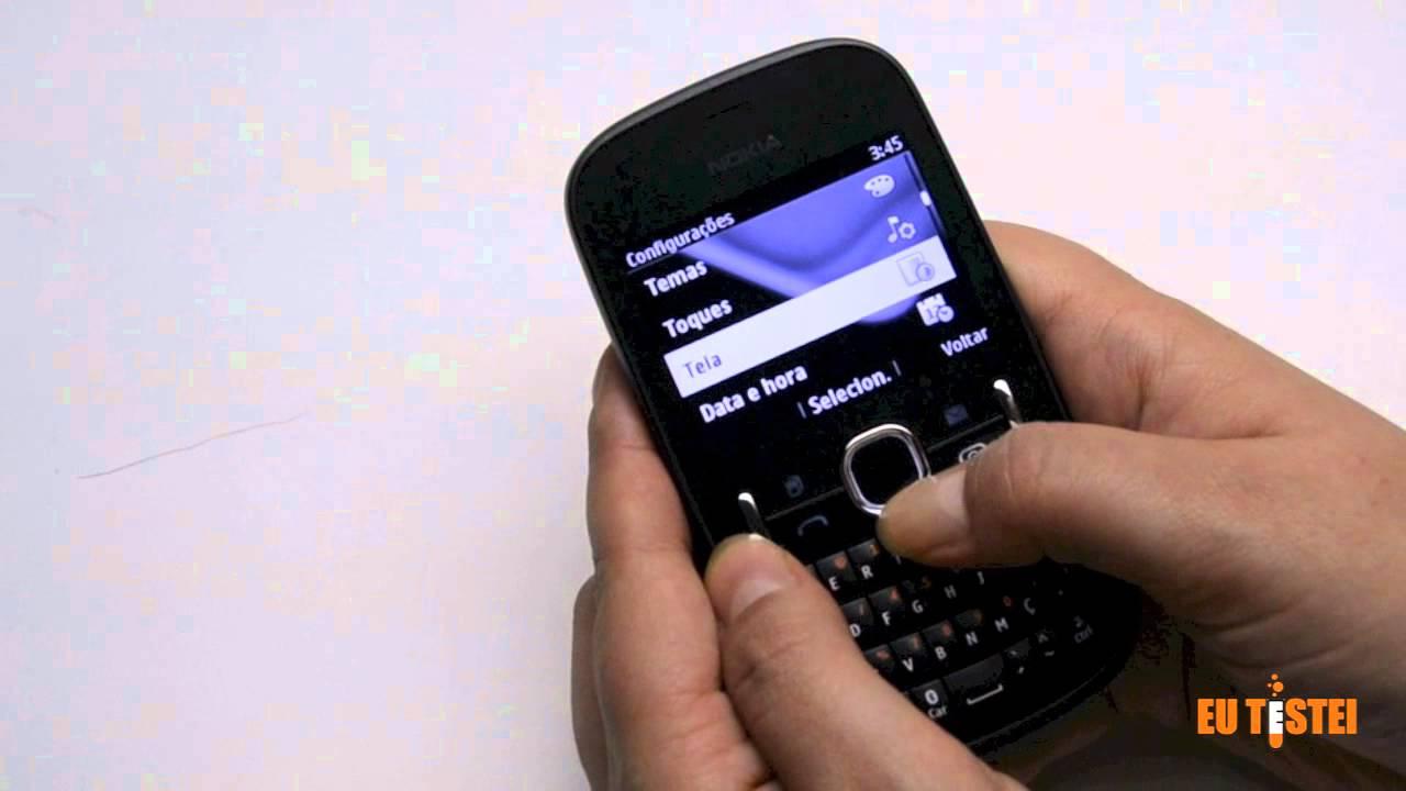 feature phone nokia asha 200 resenha brasil youtube rh youtube com Nokia Asha 203 Nokia Asha 300