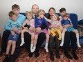 """""""Единая Россия"""" построит дом для многодетной семьи из Абатского"""