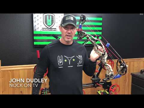 Hoyt RX1 REDWRX Bow Build with JOHN DUDLEY- Patriot Edition
