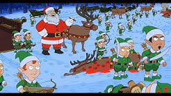 American Dad  - The war between santa and stan's family  p1