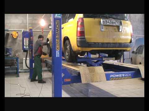 Видео Ремонт автотранспортных средств