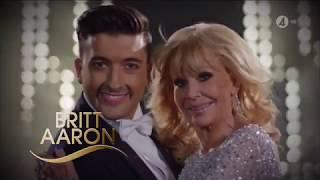'LETS DANCE - Dancing With The Stars' - Aaron Brown & Jasmine Takacs