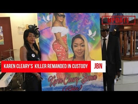 UPDATE: Karen Cleary's  K!ller Remanded in Custody/JBN