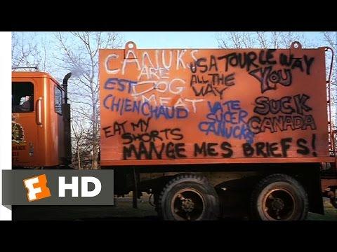Canadian Bacon (10/12) Movie CLIP - Language Police (1995) HD