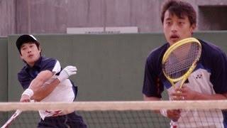 DALSEONG vs. NTT WEST part-8 [ASIA CUP SOFT TENNIS 2013] [hd720]