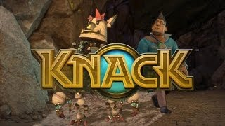 Knack Walkthrough Complete Game (PS4 HD)