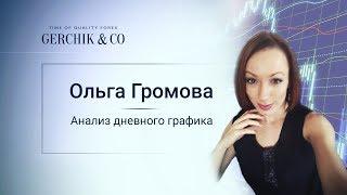 Технический анализ рынка Форекс от Ольги Громовой 07.08.2017-11.08.2017